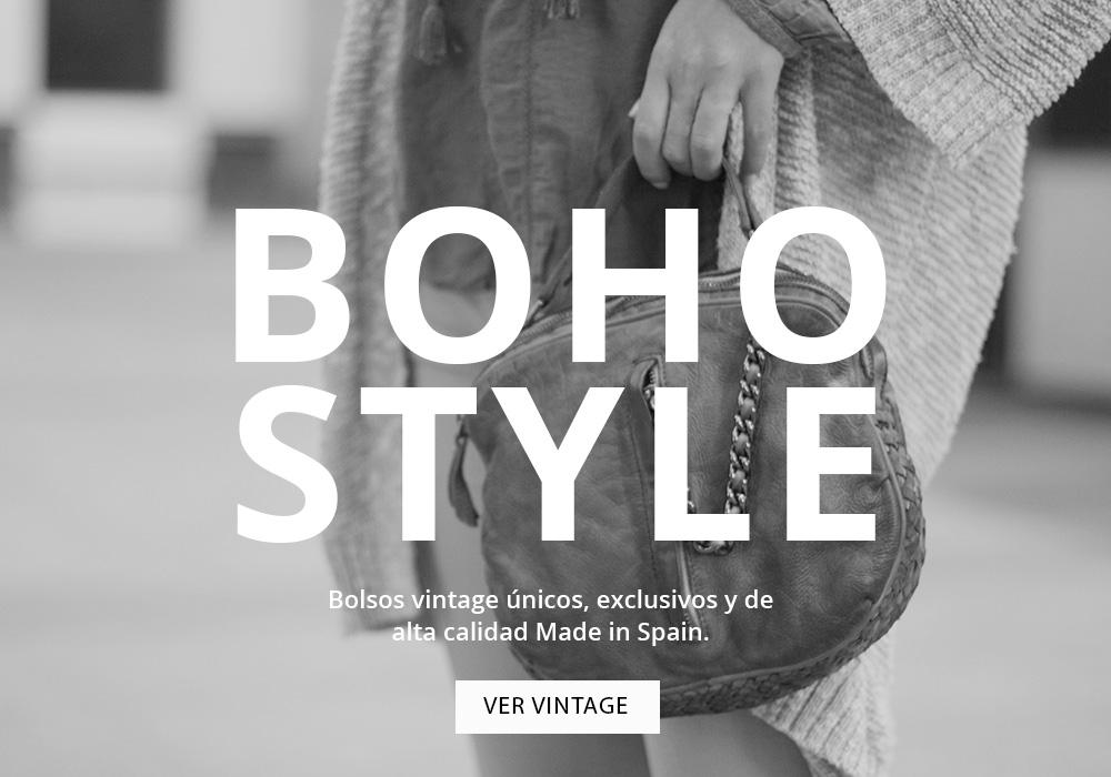 Bolsos Boho Style vintage