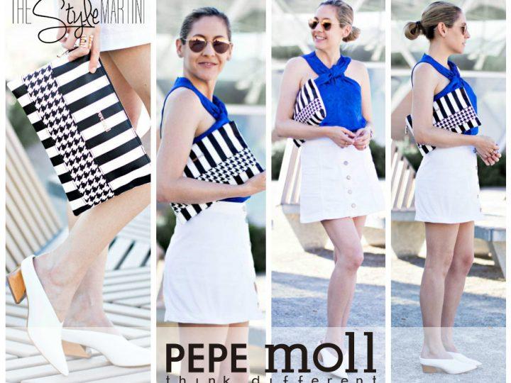 The Style Martini & Pepe Moll