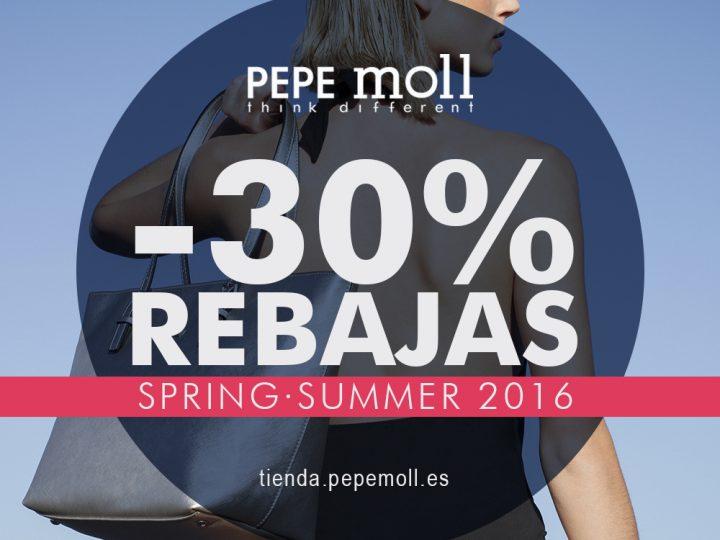 REBAJAS PEPE MOLL