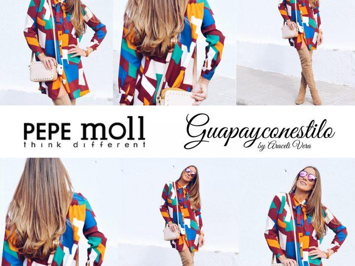 Guapa y con estilo colabora con Pepe moll