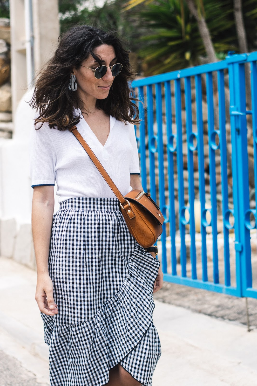 gingham_print_asos_skirt_pepe_moll_bag_hm_slip_on_hm_tennis_top-13