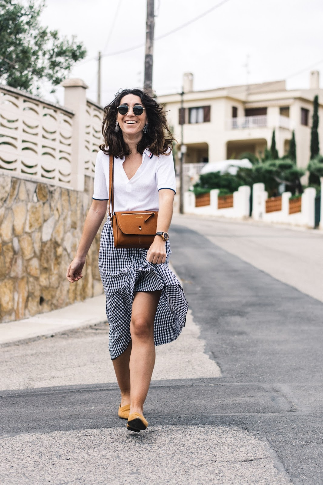 gingham_print_asos_skirt_pepe_moll_bag_hm_slip_on_hm_tennis_top-3