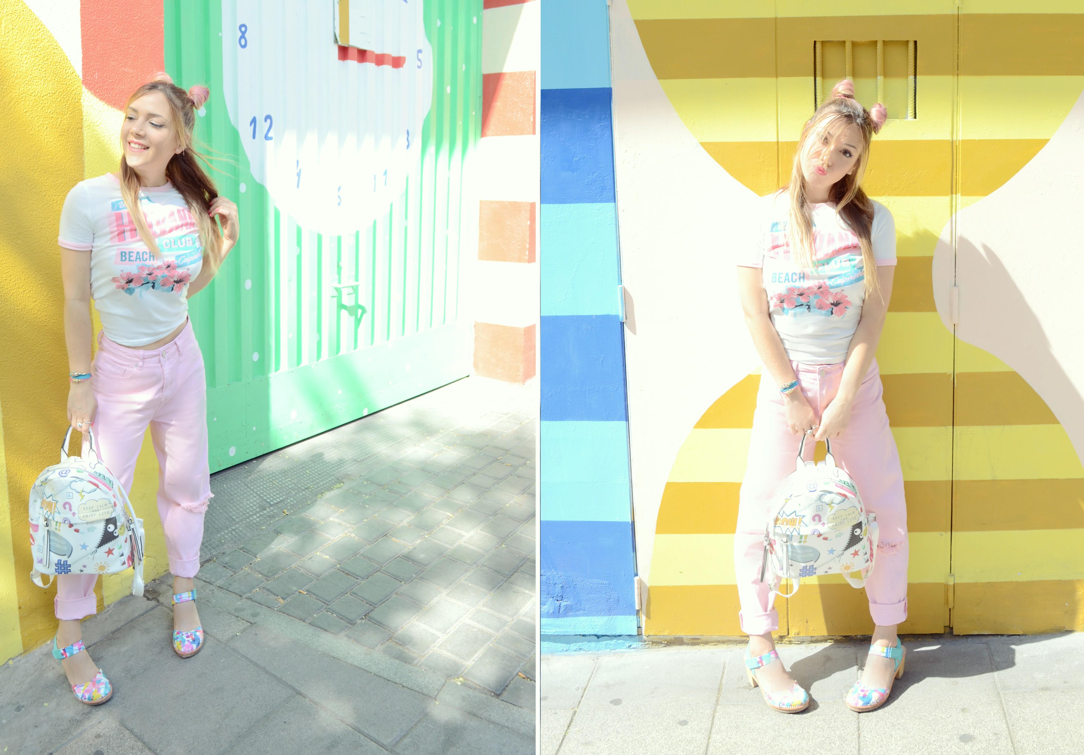 Fashionista-blog-de-moda-ChicAdicta-influencer-Chic-Adicta-theartcompany-zapatos-look-rosa-bolsos-pepemoll-PiensaenChic-Piensa-en-Chic