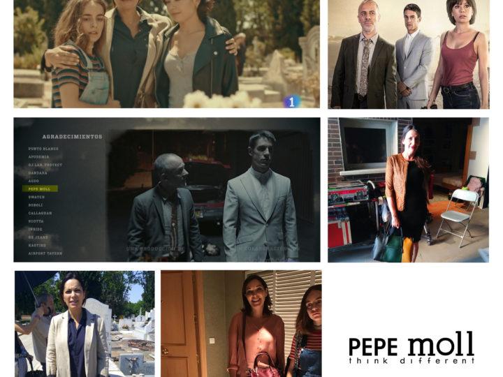 Pepe Moll en la serie «Estoy vivo»