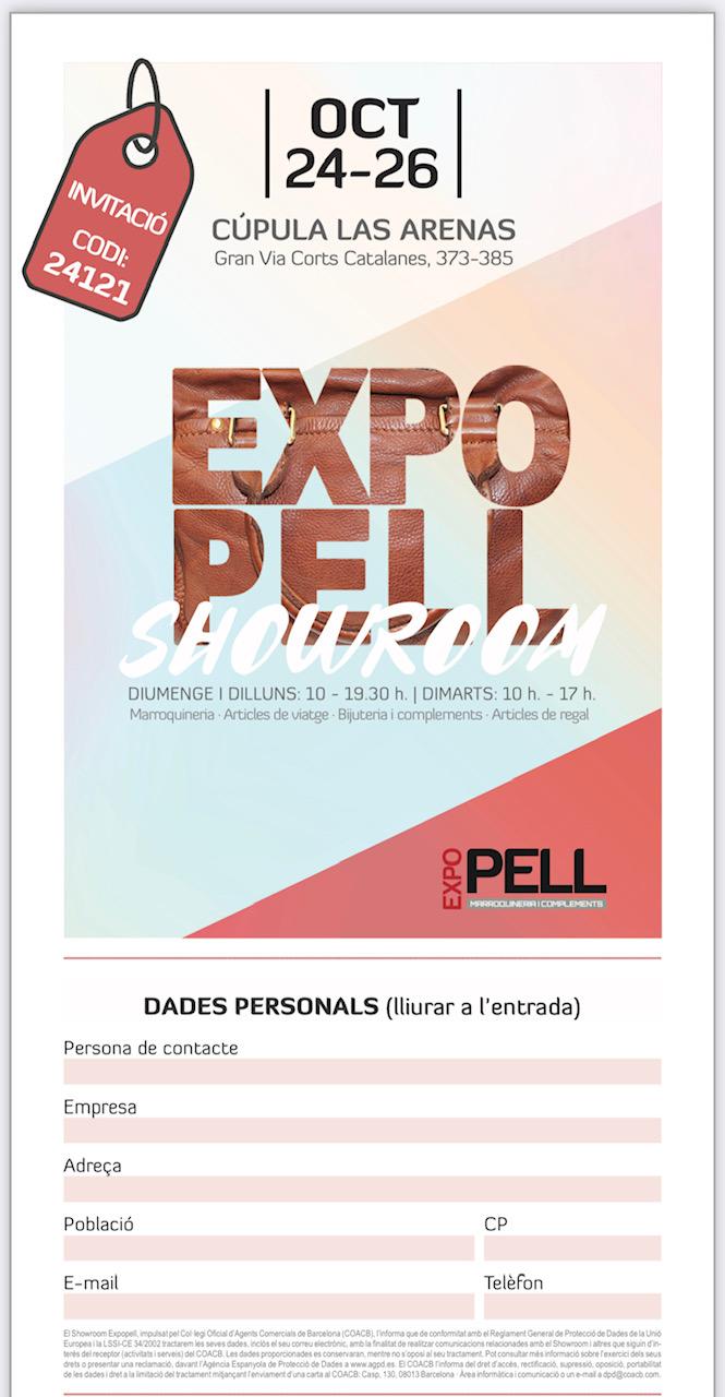 Expopell - invitacion
