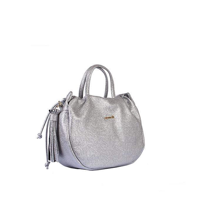 bolso-mano-34105-cracked-silver