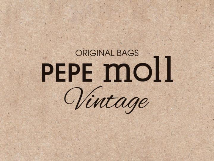 Original bags by Pepe Moll VINTAGE