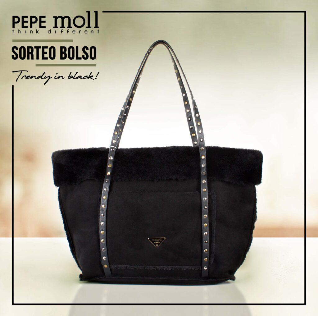 Trendy LovePepe In BolsoBlack Sorteo Moll 354RjLcAq