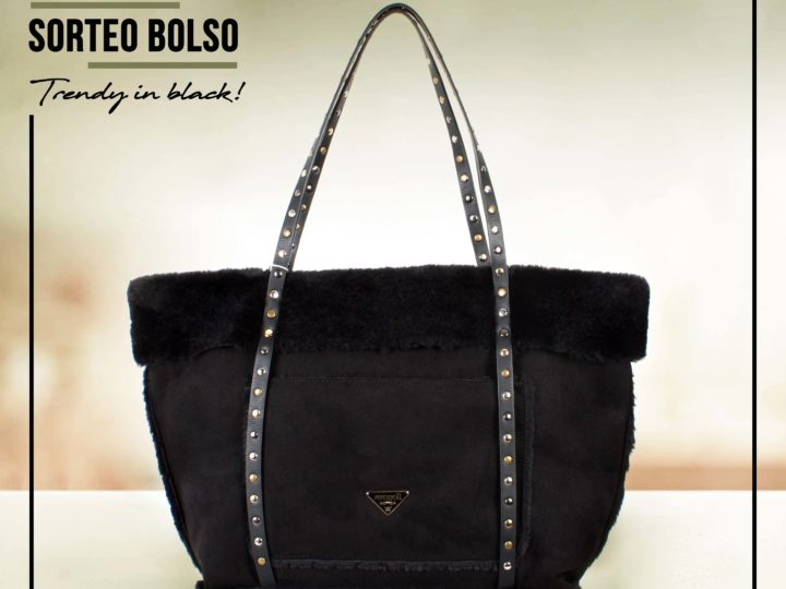 Sorteo bolso: Black trendy in love