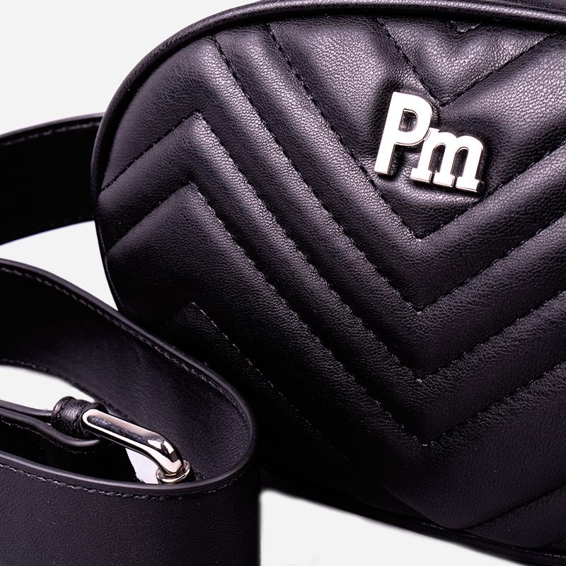 bolso bandolera negro 35114