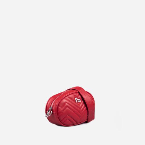 bolso bandolera rojo 35114
