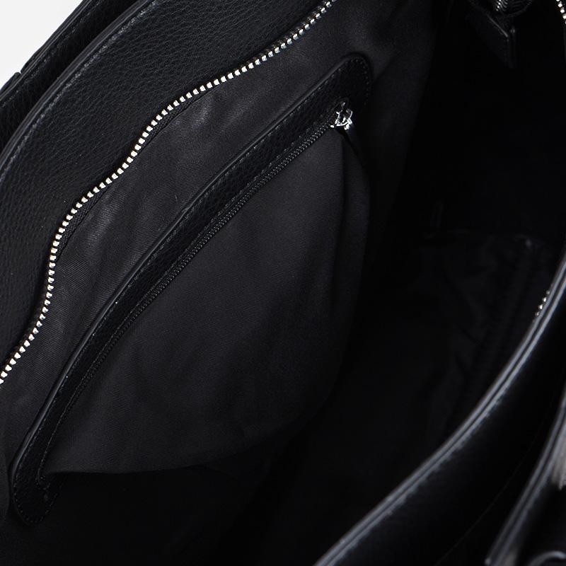 bolso de hombro negro 45116