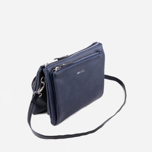 bolso bandolera azul 46125