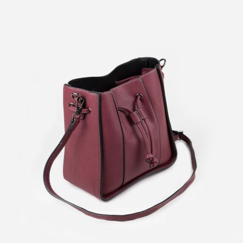 bolso de hombro cherry 49115