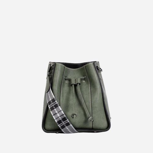 bolso de hombro green 49115