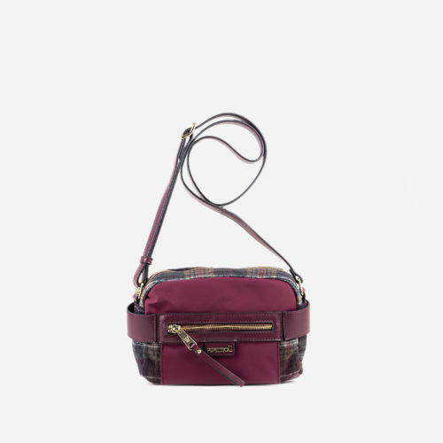 15117_tartan_multi_bordo_nylon_bordo_frente