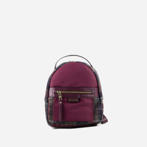 15118_tartan_multi_bordo_nylon_bordo_frente