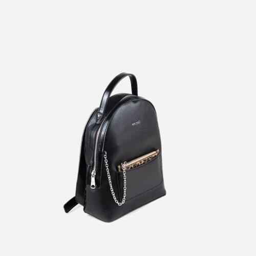 bolso mochila negra 20122
