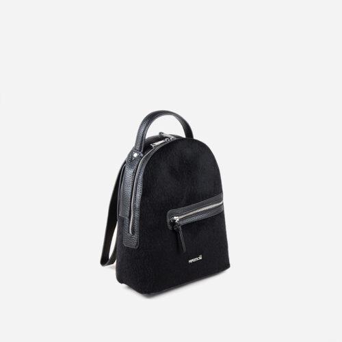 bolso mochila negro 31118