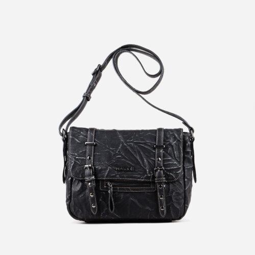 bolso bandolera negro 40120