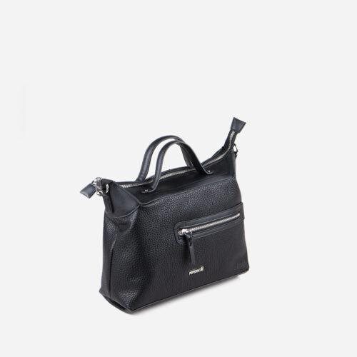 bolso de mano negro 44115