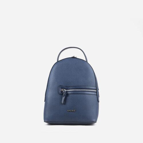 bolso mochila azul 44116