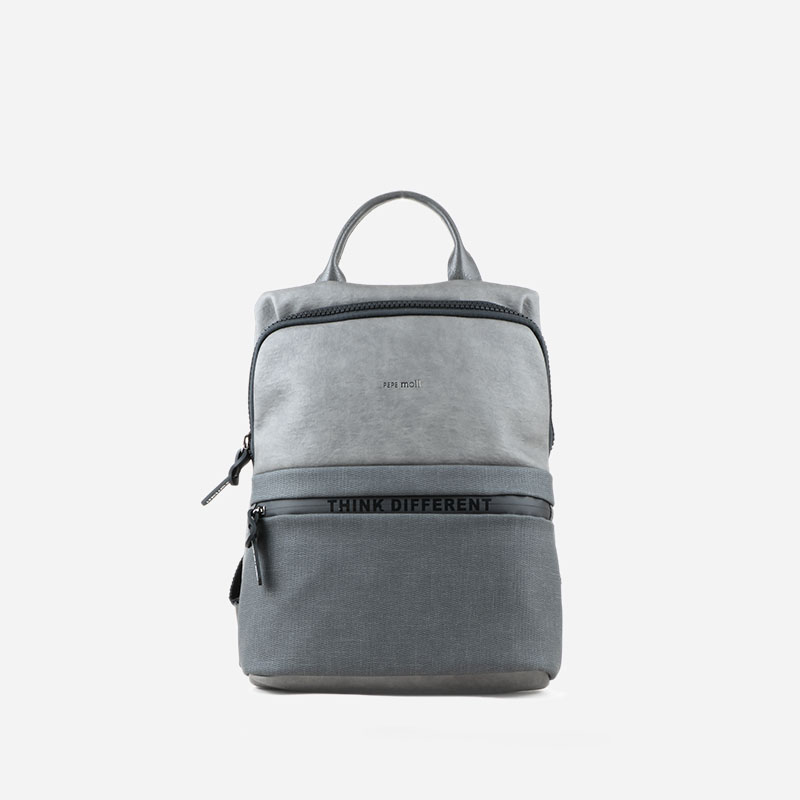 mochila gris h330