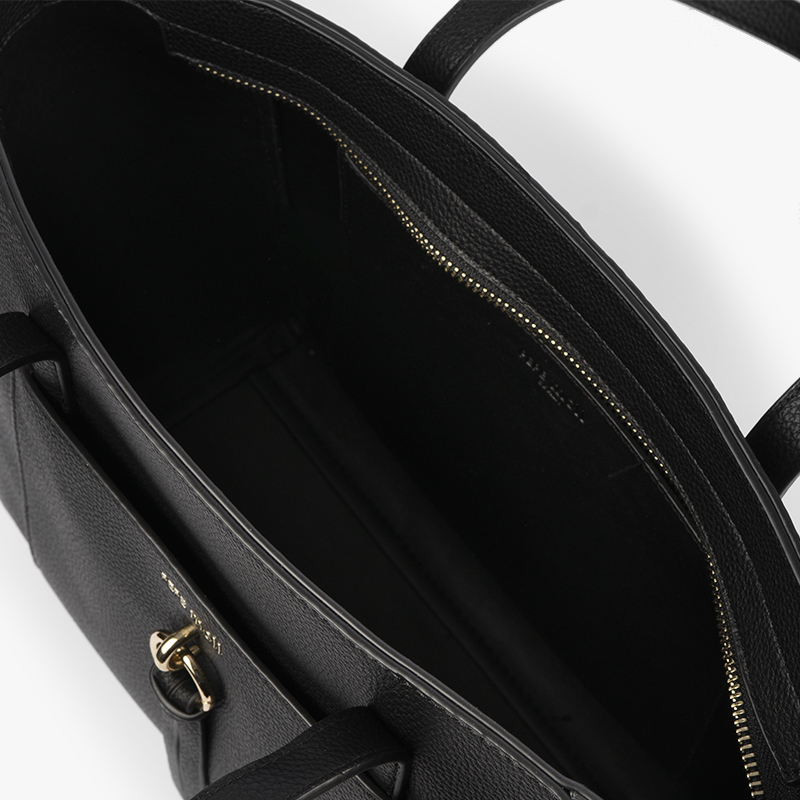 BOLSO SHOPPER NEGRO 31123-interior