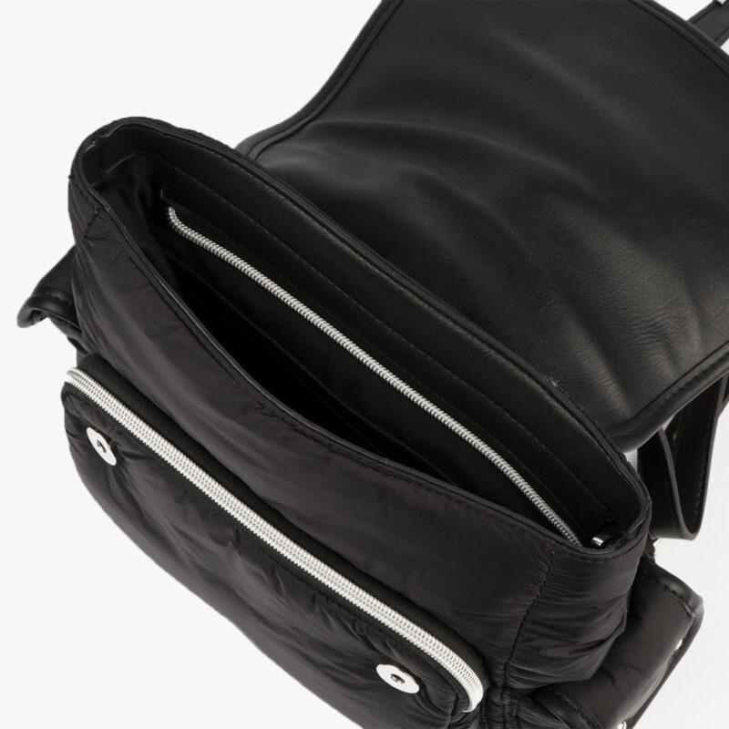 20125 bolso mochila negro pepemoll interior