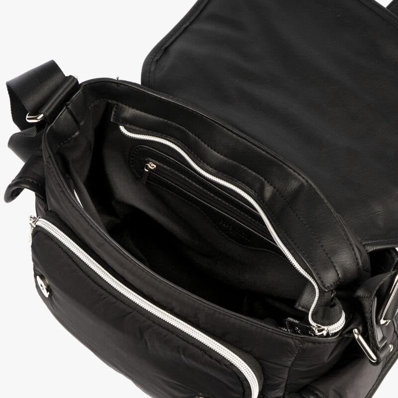 20126 bolso bandolera negro pepemoll interior
