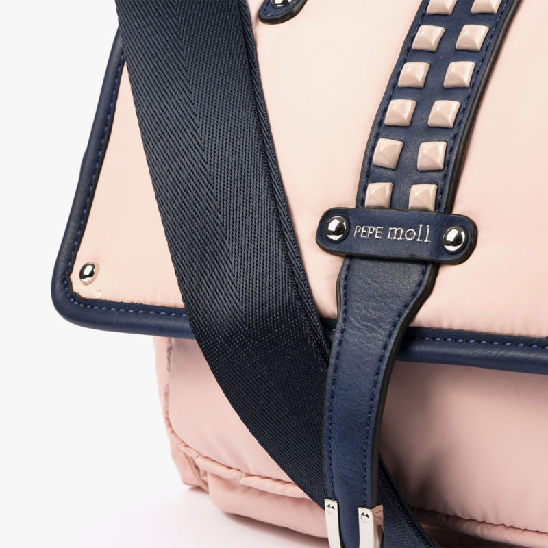 20126 bolso bandolera rosa pepemoll detalle