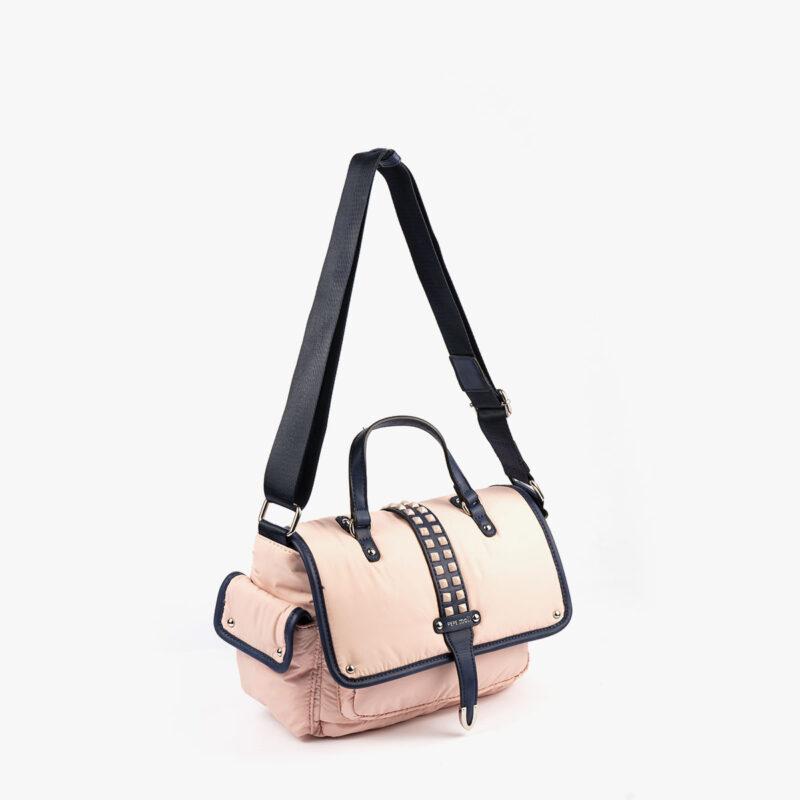 20126 bolso bandolera rosa pepemoll perfil