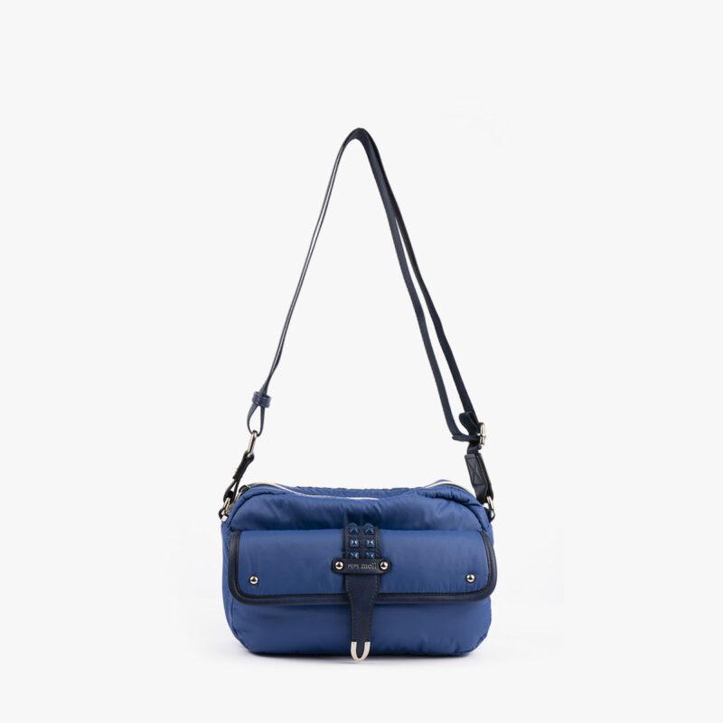 20127 bolso bandolera azul frontal