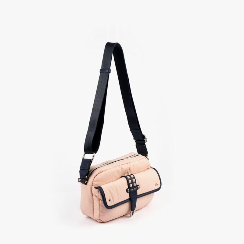 20127 bolso bandolera rosa perfil