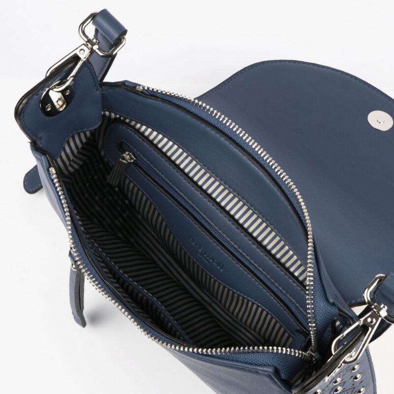 27125 bolso bandolera azul pepemoll interior