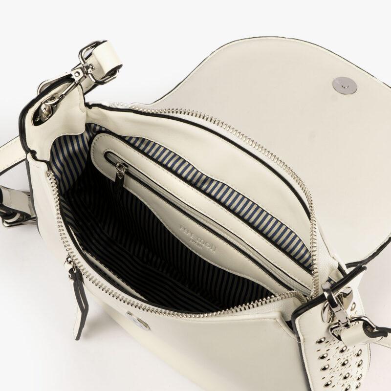 27125 bolso bandolera blanco pepemoll interior