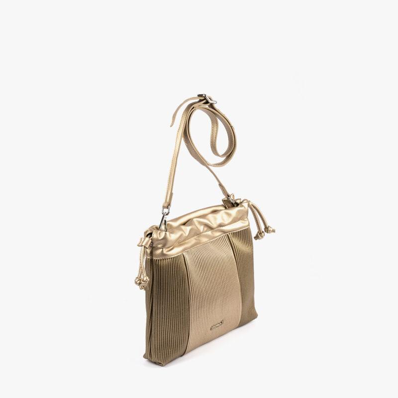 44121 bolso bandolera dorado pepemoll perfil