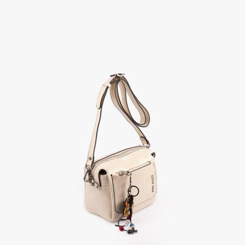 49118 bolso de hombro blanco pepemoll
