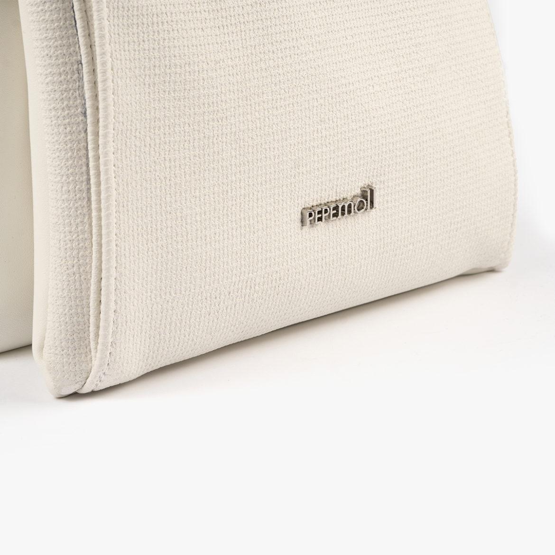 53068 bolso bandolera blanco pepemoll