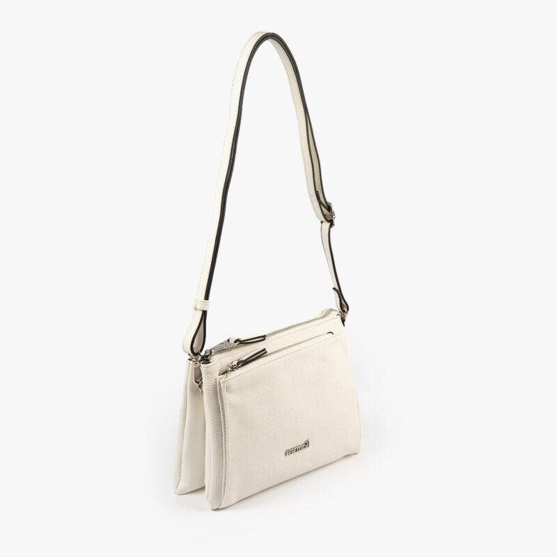 53068 bolso bandolera blanco pepemoll perfil