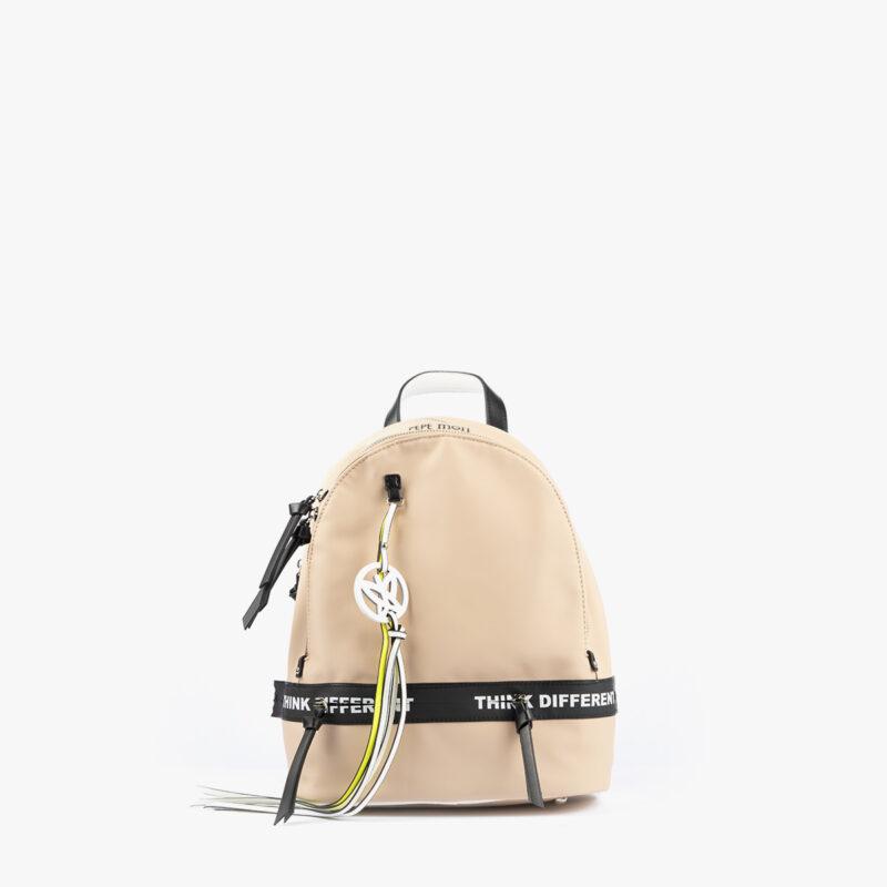 59047 bolso mochila rosa frontal