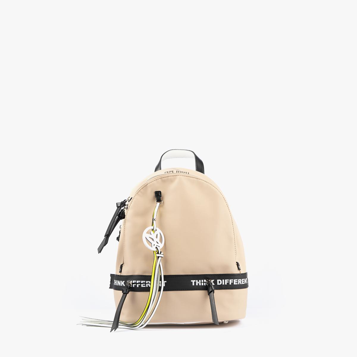 59047 bolso mochila rosa