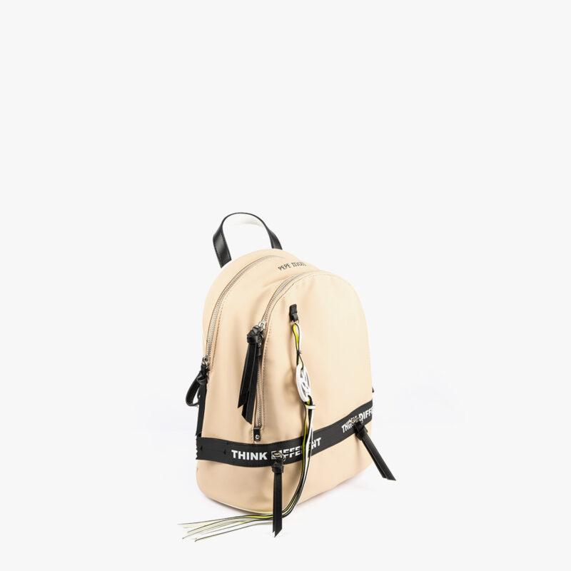 59047 bolso mochila rosa perfil
