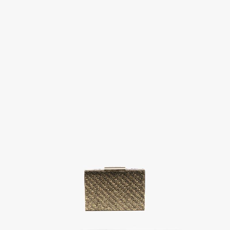61030 rafia met negro gold frontal