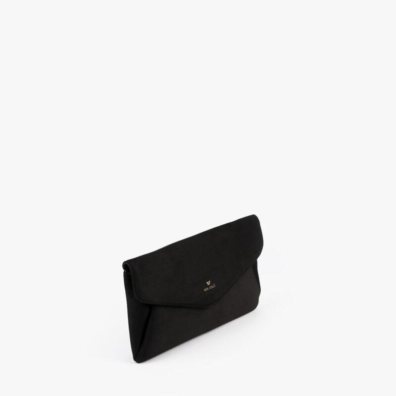 61035 bolso de mano negro perfil (1)