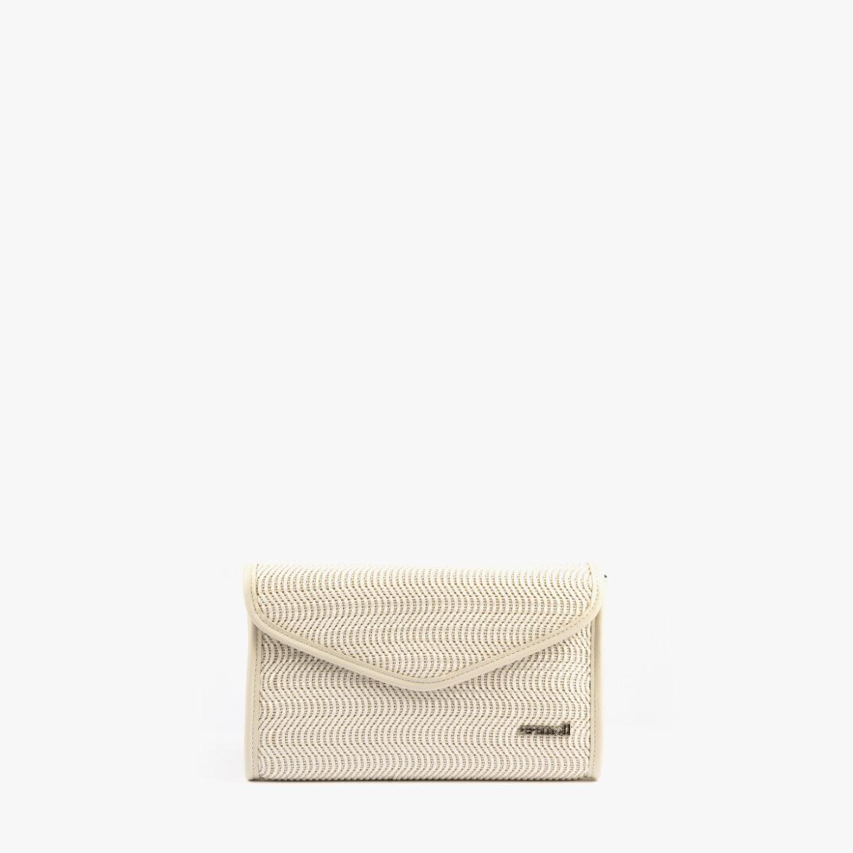 bolso de mano blanco 61040 pepemoll