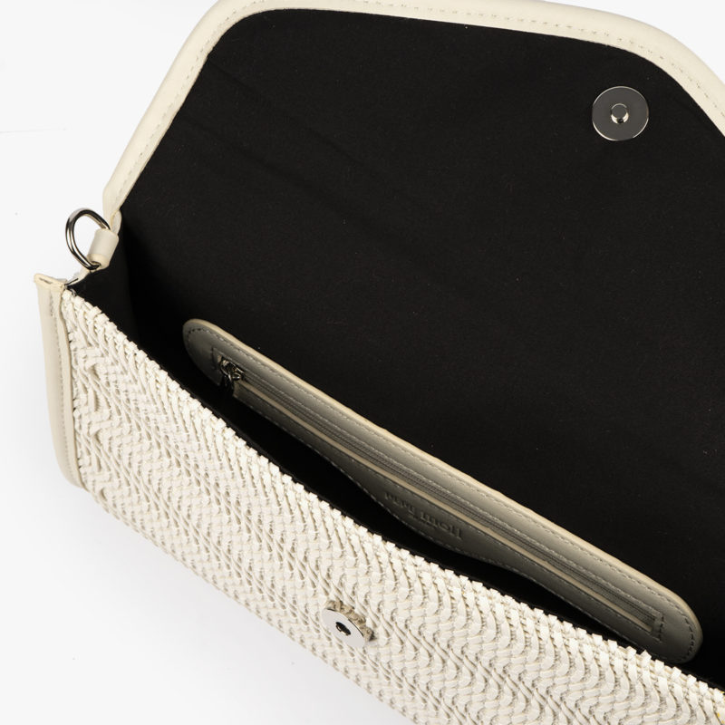 bolso de mano blanco 61040 pepemoll interior