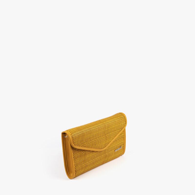 bolso de mano amarillo 61040 pepemoll perfil
