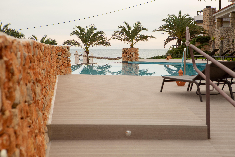 Vistas del hotel Manyet
