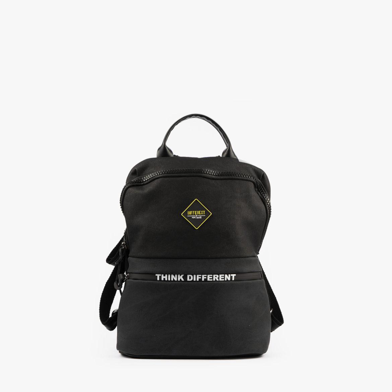 mochila negra h426 pepemoll